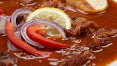 BISTEC DE RES EN SALSA DE CHILE PASILLA | Chef Oropeza