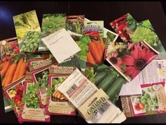 ▶ How to Choose the Best Seeds for your Garden: Understanding Seed Catalogs - YouTube
