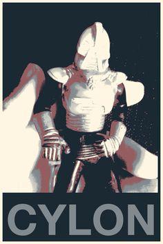 Cylon Battlestar Galactica