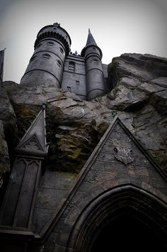 Hogwarts,    The Wizarding World of Harry Potter Universal Orlando