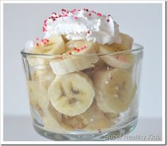 Easy and delicious banana desserts that help you to lose weight quickly
