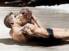 Kissing Burt