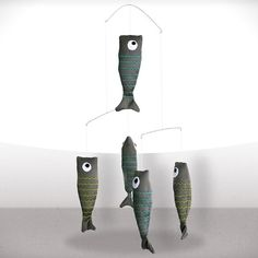 Mobile Little Fishes