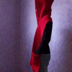 TLC Hooded Scarf-1