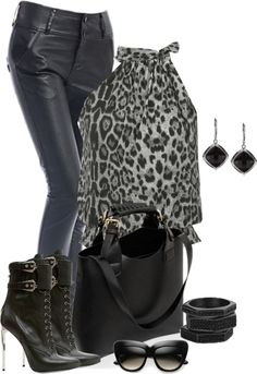 """Untitled #1666"" by lisa-holt ❤ liked on Polyvore"