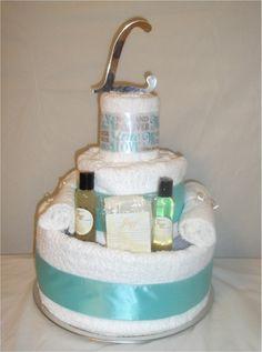 Wedding Cake Towel