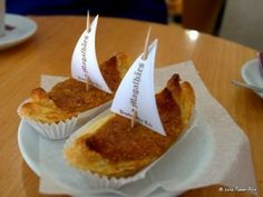 Magalhães cakes, from Ponte da Barca, Portugal
