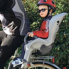 Child's Reclining Bike Seat, Baby & Toddler Bicycle Seat - onestepahead