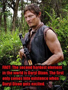 Daryl Dixon facts