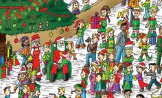 "Cindy, ""Find the Cutes - Festival Fun... it's all about festivals. Of course. Haha! One of them is Christmas.""  Order the first book via www.findthecutes.com  #Christmas #Lookandfind #Findthecutes #Christmasfestival #SantaClause #Cutechildrensbooks #Cutekidsbook"