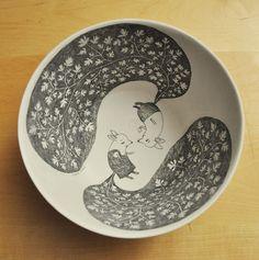 beautiful work in ceramic by joanna concejo