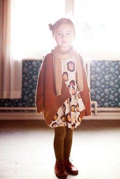 Morley #kids #fashion AW 2012 girl fashion, little girl outfits, kids fashion, celebrity kids, kid fashion, morley kids, aw 2012, fashionable outfits, toddler outfits