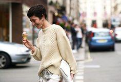 Street-Style Photographer Tommy Ton Shoots the Menswear Scene