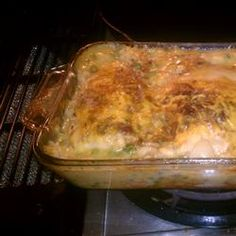 Busy Day Chicken Rice Casserole Allrecipes.com