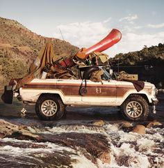 Tommy Hilfiger Jeep Wagoneer