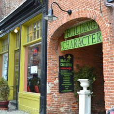 Building Character • Insider Tip: If you're a fan of Etsy, you'll enjoy the selection of hand-made and vintage items featured in this collection of shops all under one roof.