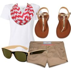Fashion Worship | Women apparel from fashion designers and fashion design schools cute summer school outfits, womens summer outfits, chevron scarf outfit, women's summer fashion outfits, cute summer casual outfits, women's casual spring outfits, womens summer fashion outfits, cute outfit #summer, casual fashion women summer