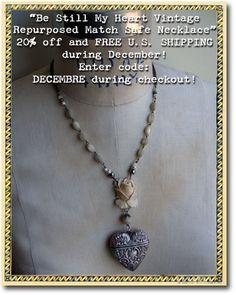 repurposed jewelry - antique jewelry - handmade jewelry - Paula Montgomery – On (re)Purpose