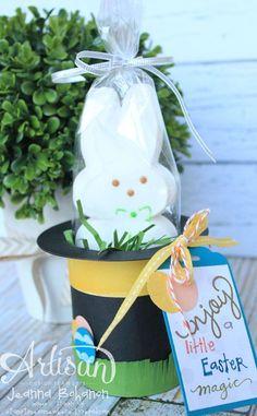 Enjoy a Little Easter magic - Jeanna Bohanon 2013 Stampin' Up! Artisan Design Team
