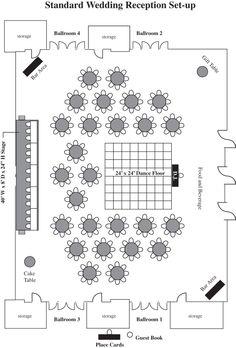 Wedding reception floor plans wedding floor plans for Wedding reception floor plan