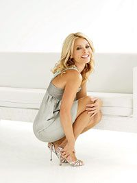Kelly Ripa's Fitness Routine. I love how she looks!! This may be one of my best pins