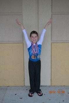 #Academy gymnast star!