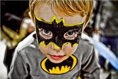 Disfraz de Batman para niños