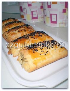Patatesli Rulo Borekler recipe - Foodista.com