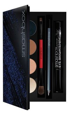 Everything needed for brighter eyes, all in one palette