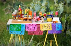 Margarita Station by Ruffled Blog