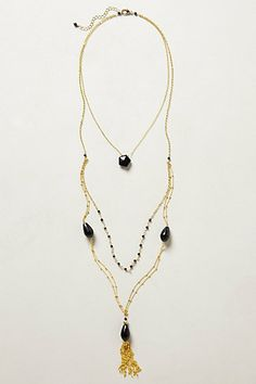 Metier Necklace #anthropologie