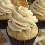 Cinnamon Toast Crunch Cupcakes... plus soooo many more delicious recipes!