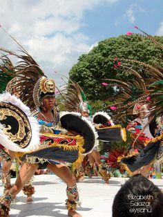 Dancers, archaeological zone, San Francisco Toxpan, Córdoba, Veracruz.