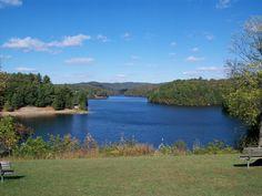 Lake Stevens in Raleigh County, West Virginia