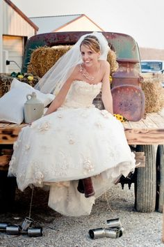 Country Chic Bride