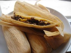 I love tamales