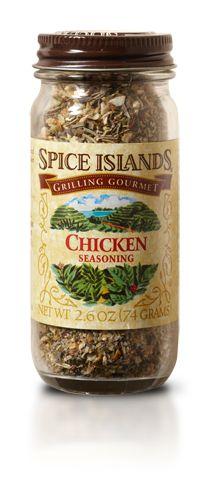 Chicken Seasoning - Seasoning Mixes
