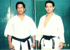 Con Fumitoshi Kanazawa en Miami USA