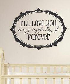wall quotes, babi, design, black, wallquot