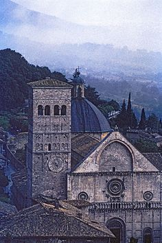 Basilica of St. Francis of Assisi