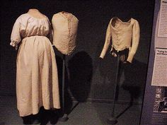 The Maternity ensemble from Colonial Williamsburg.