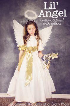 angel dress free pattern
