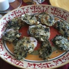 #recipe #food #cooking Rockin Oysters Rockefeller food-and-drink http://i-recipes.net/