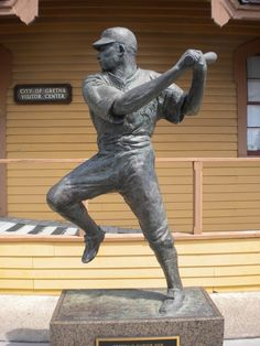 This one of Mel Ott is the only one you'll find in Louisiana.