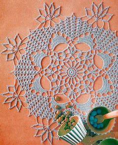 Crochet Doily - Very Nice