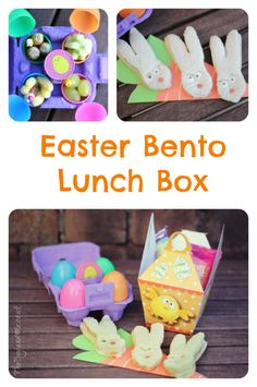 Easter Bento Lunch B