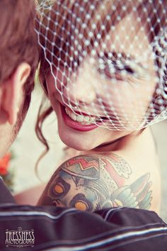 An offbeat bride's vows to herself | Offbeat Bride