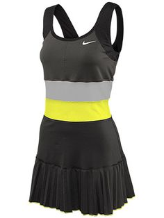 New for Spring: Nike Women's Spring Pleated Knit Dress