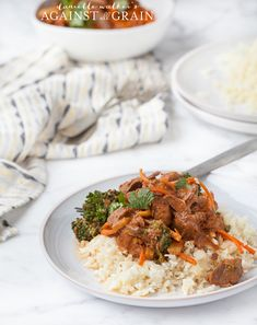 Crockpot Paleo Thai Stew - Danielle Walker's Against All Grain