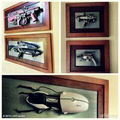 video game guns
